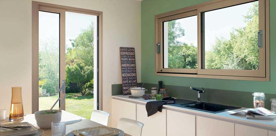 Fenêtre Pvc Et Aluminium Haute Isolation Eure 27 76 78